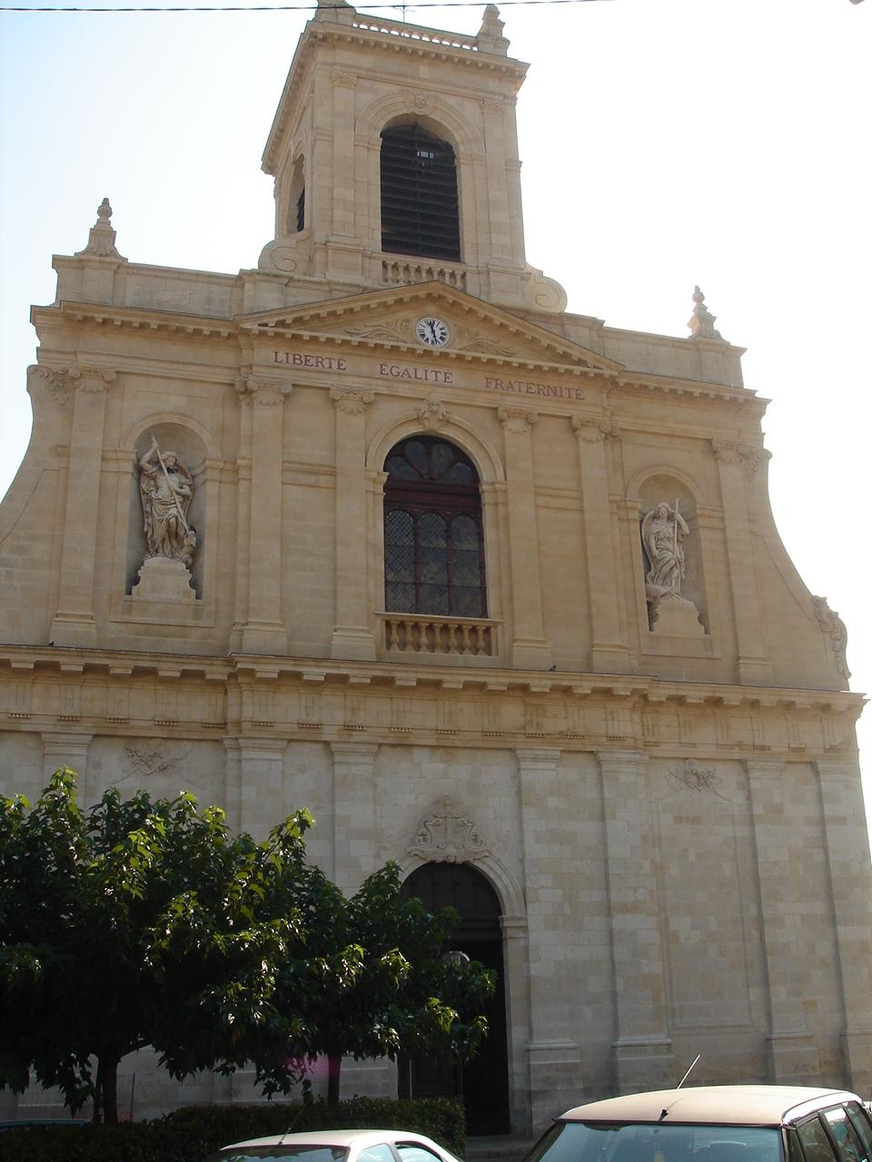 Eglise de Casteljaloux - 47