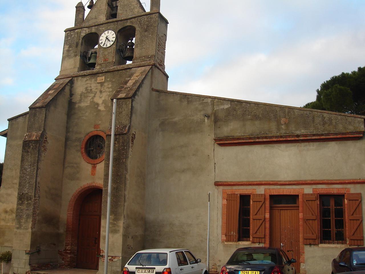 Eglise de Gratentour - 31