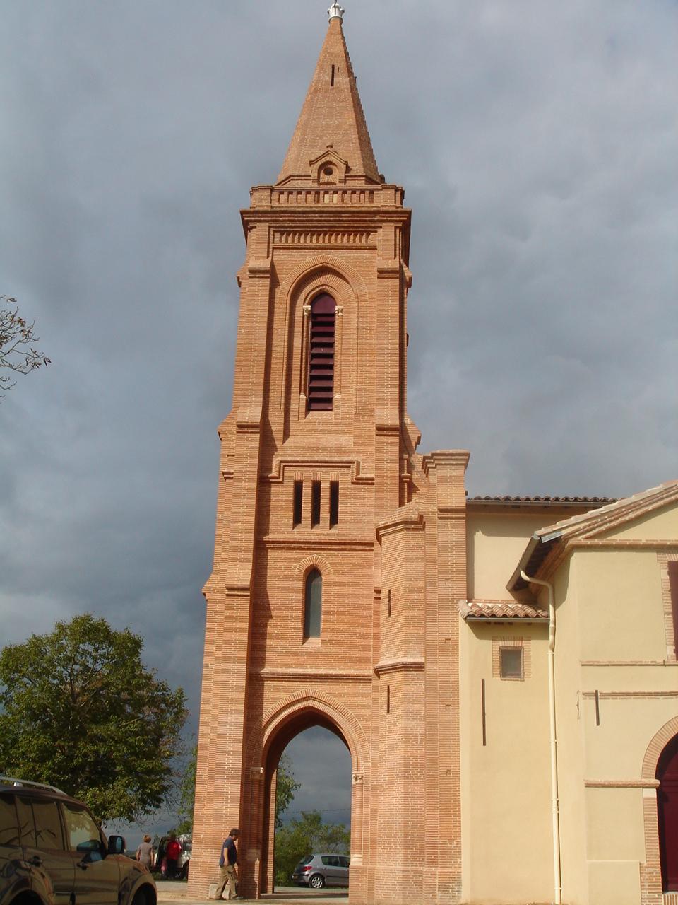 Eglise de Vacquiers - 31