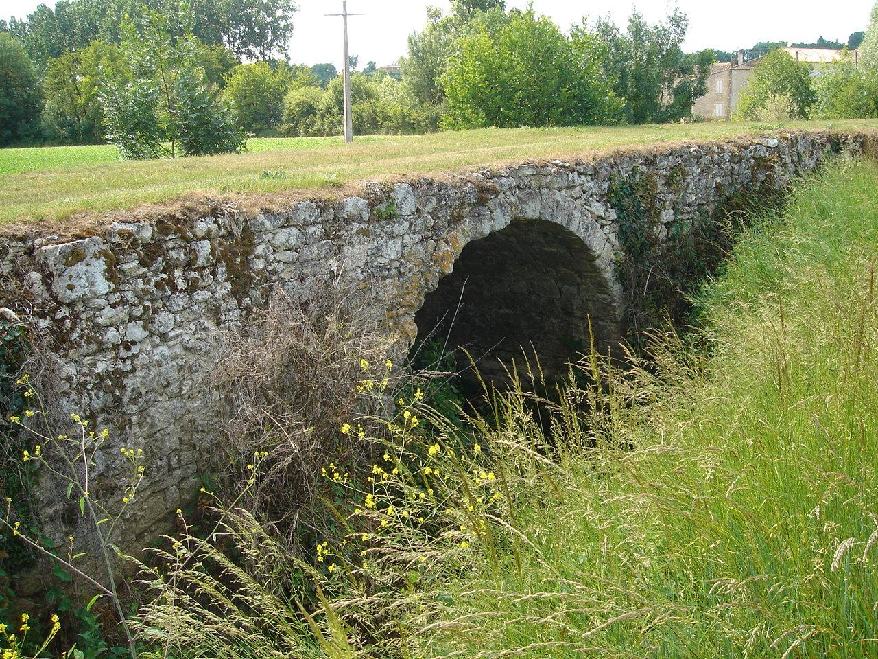 Pont d'Agnac - 47
