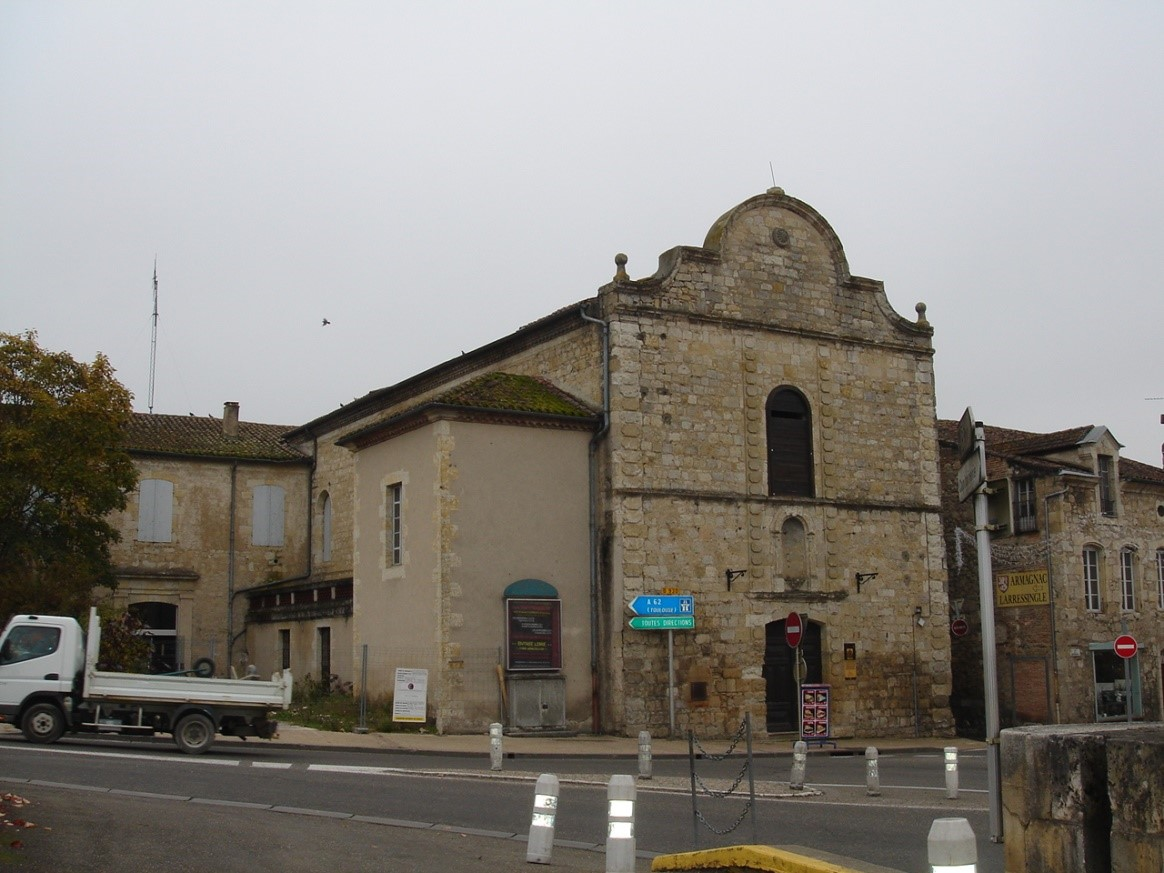 Théâtre municipal Condom - 32